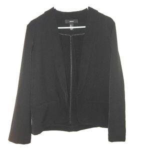 FOREVER 21 Black loose fit blazer